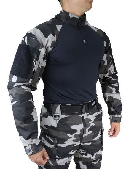 Farda Militar Tático Hrt Urbano Black Tactical Dacs Original