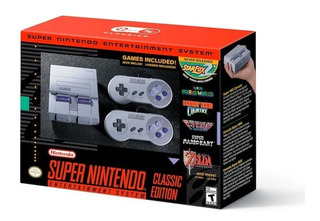 Super Nintendo Mini Snes, 100% Original. Nuevo, Impecable.