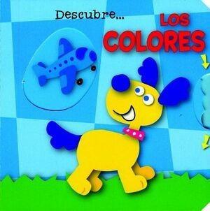 Imagen 1 de 1 de Juega Y Descubre: Los Colores
