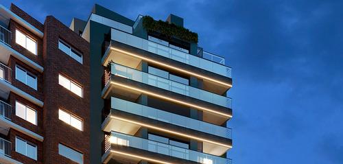 Venta Apartamento Monoambiente Pocitos. En Construcción