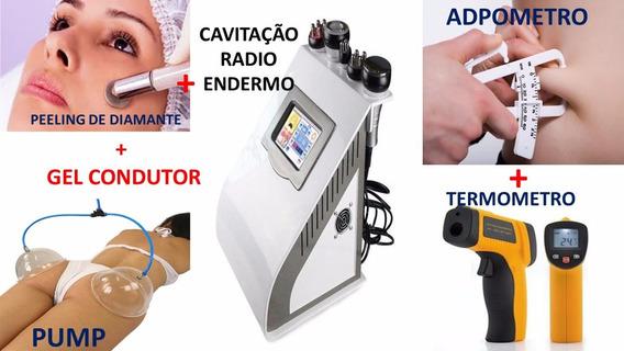 Pronta Entrega Cavitação + Radio + Endermo + Peeling