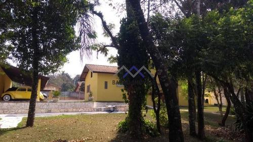 Imagem 1 de 14 de Chácara Com 3 Dormitórios À Venda Ou Permuta. - Ch0040