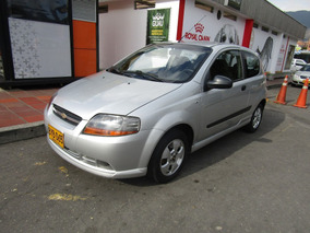Chevrolet Aveo Coupe Ls