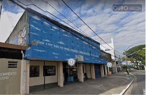 Salão Comercial Em Ótima Localização - Sl 210108v - Sl0342