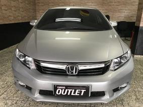 Honda New Civic 2.0 Exr Automatico