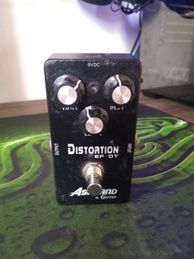 Pedal Distortion Ashland By Crafter Guitarra
