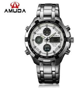 Relógio Masculino Esportivo Analógico/digital Prova D