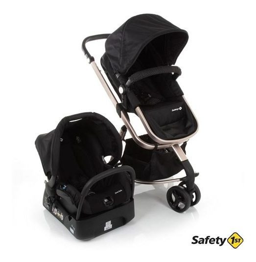 Carrinho Bebê Conforto Mobi Travel System Cax00406 Safety1st