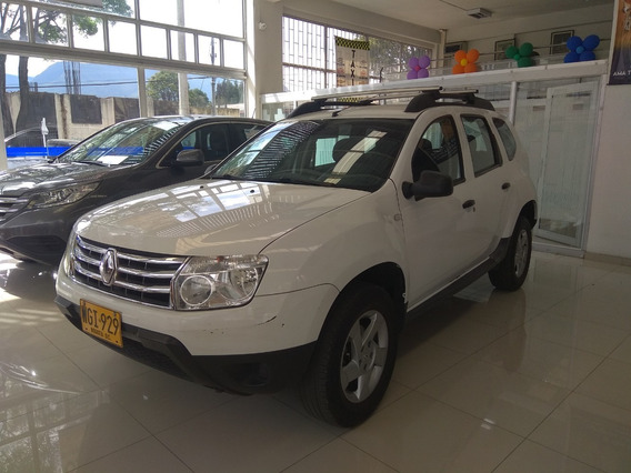 Camioneta Renault Duster Cali Financiamiento Disponible