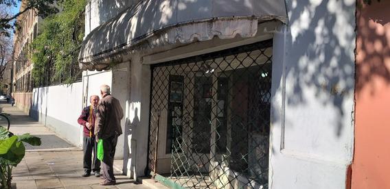 Dueño Vende Terreno Y/o Casa+local Totalmente A Refaccionar
