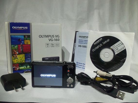 Olympus Vg160 Camara Fotografica Para Reparar O Repuesto $5