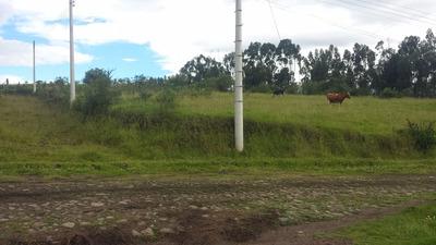 Vendo Terreno Sector Cashapamba - Valle De Los Chillos