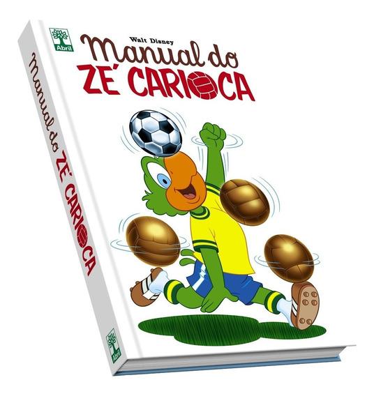 Hq Manual Do Zé Carioca Walt Disney Edição De Colecionador