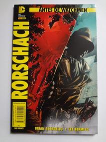 Gibi Antes De Watchmen N° 3 Rorschach