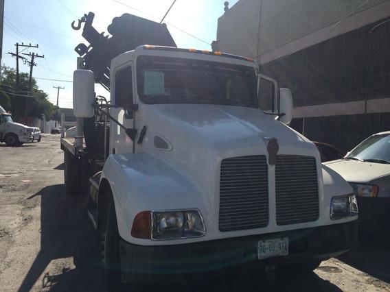 Camion Grua Hiab 12 Ton En Kenworth Modelo 2000