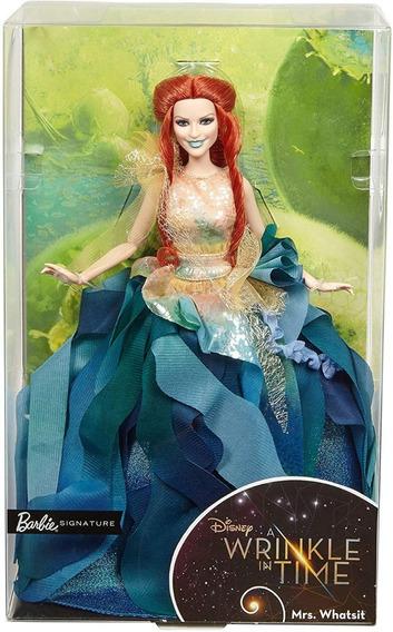 Boneca Barbie Uma Dobra No Tempo Mrs. Whatsit Sem Juros