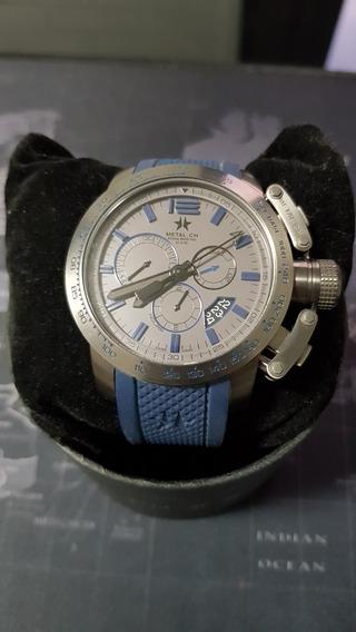 Reloj Original Para Caballero Marca Metal Ch 4539.44