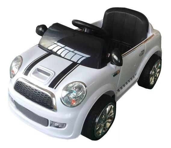 Auto A Bateria 12v Mini Cooper Zaki Sonidos Mp3 Cuotas