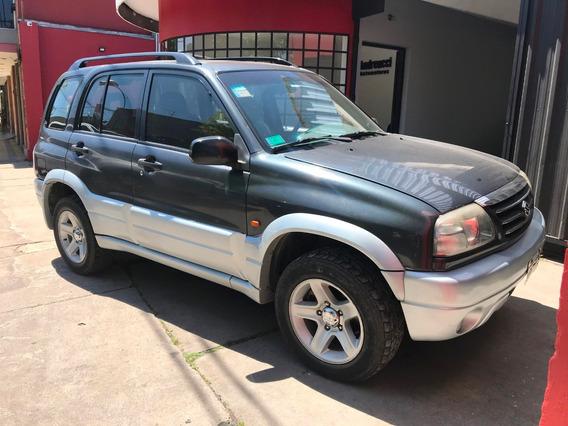 Suzuki Grand Vitara 2.0 Mt Nafta 2007