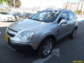 Chevrolet Captiva Sport At 2400cc 5p 4x2 Ct