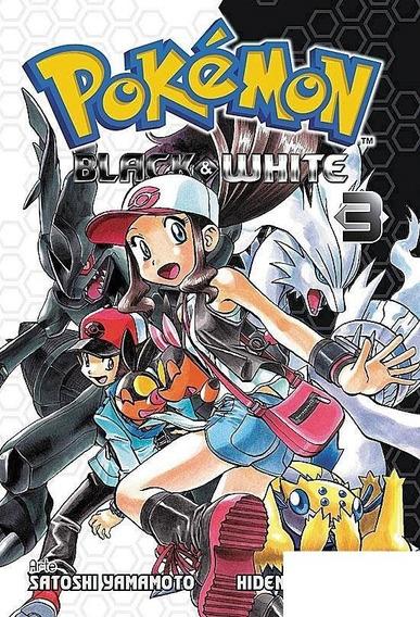 Pokémon: Black & White N° 3