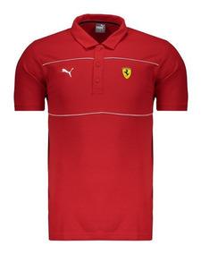 Polo Puma Ferrari Motorsport Sf Vermelha