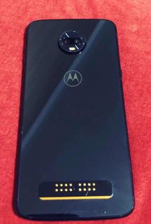 Motorola Moto Z3 Play Índigo 64gb, Tela 6 Dualchip Andr 8.1