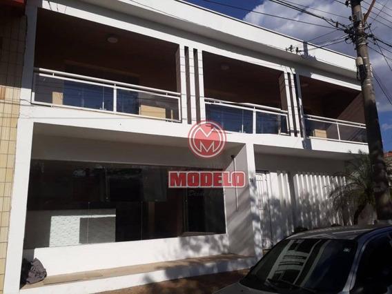 Casa Para Alugar, 338 M² Por R$ 4.500/mês - Alemães - Piracicaba/sp - Ca2683