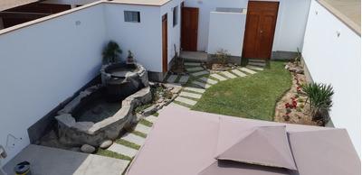Hermosa Casa A Una Cuadra De La Playa