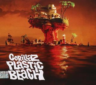 Gorillaz - Plastic Beach - Disco Cd - Nuevo (16 Canciones)