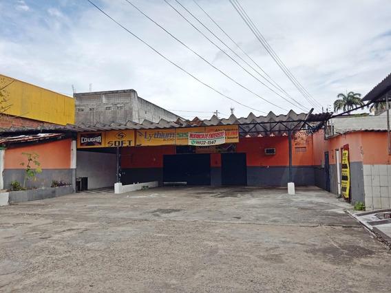 Aluguel Galpão No Centro - Fortaleza
