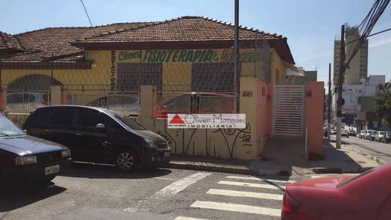 Casa Comercial À Venda, Centro, Osasco. - Ca1199