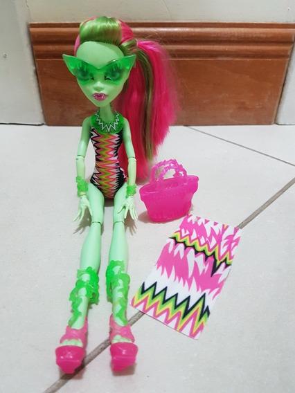 Boneca Monster High Vênus