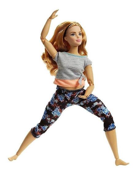 Barbie Feita Para Mexer Made To Move Curvy Mattel
