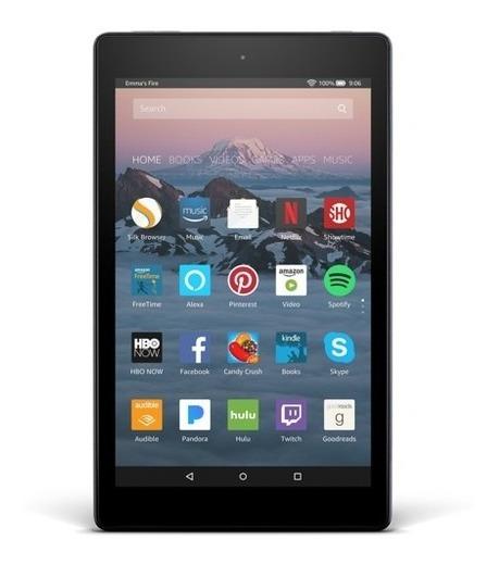 Tablet- Amazon Fire 7 Hd-16gb Compatible Con Alexa