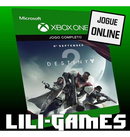 Destiny 2 Xbox One Digital Original Online