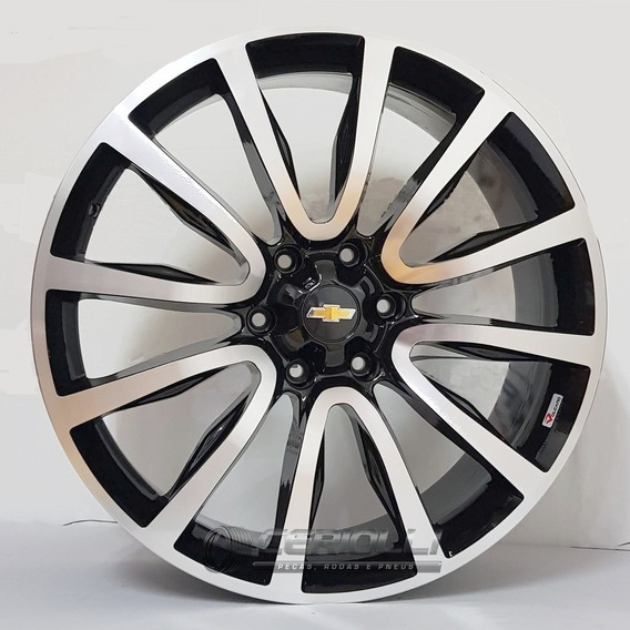 Jogo De Roda Chevrolet S10 Trailblazer High Country Aro 20