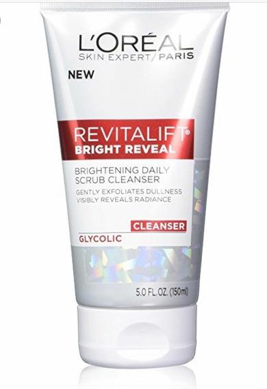 L´oreal Revitalift Bright Reveal Exfoliante