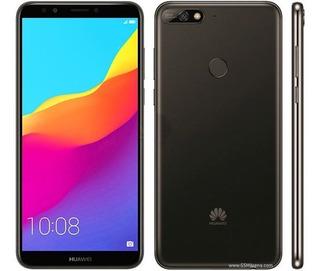 Celular Libre Huawei Y7 2018 4glte 5.99
