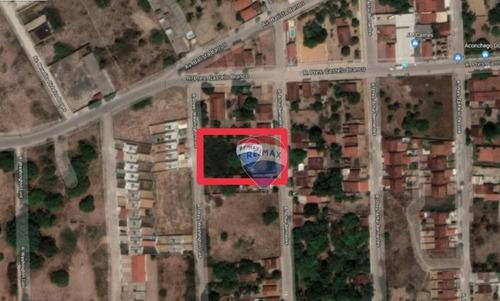 Oportunidade De Investimento - Terreno Com 1.800m² - Px Ao Ct Do América - Parnamirim/rn - Te0014