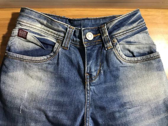 Calça Opção Feminina Slim Tam 36 Linda