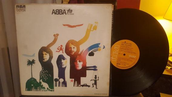 Abba The Album Lp Disco Vinilo Mexico Ex