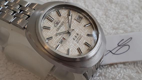 Relógio Orient, Masculino, Automático ! (pr12)