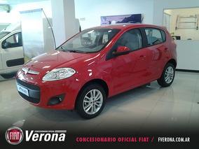 Fiat Nuevo Palio Attractive 1.4 2017 0km Rojo 5 Puertas