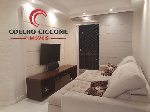 Imagem 1 de 15 de Compre Apartamento Em Santo Antonio - V-2238