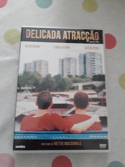Dvd Filme Delicada Atracao Importado Portugal Regiao 2 Cult!