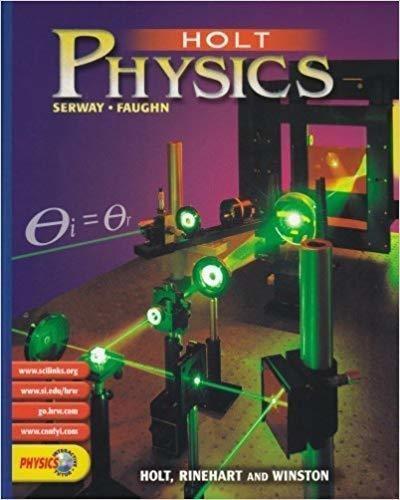 Holt Physics - Holt Mcdougal