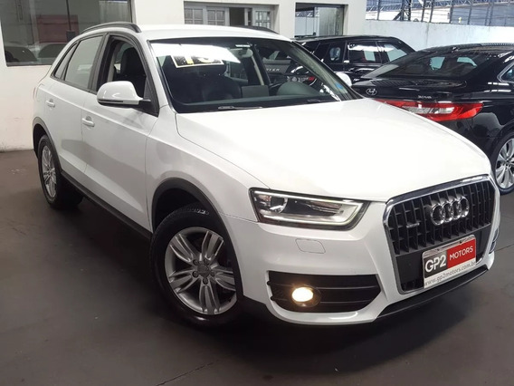Audi Q3 2.0 Tfsi Attraction Quattro 4p S-tronic 2013