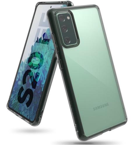 Imagen 1 de 7 de Funda S20 Fe Ringke Fusion Samsung Galaxy Anti Impacto