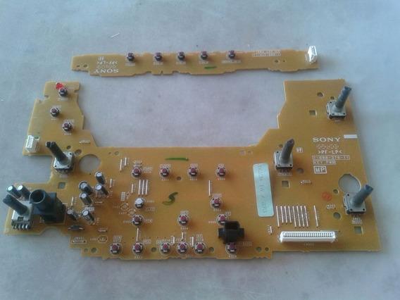 Placa Frontal Sistem Aiwa Cx-jn3 Cod. 1-688-378-11